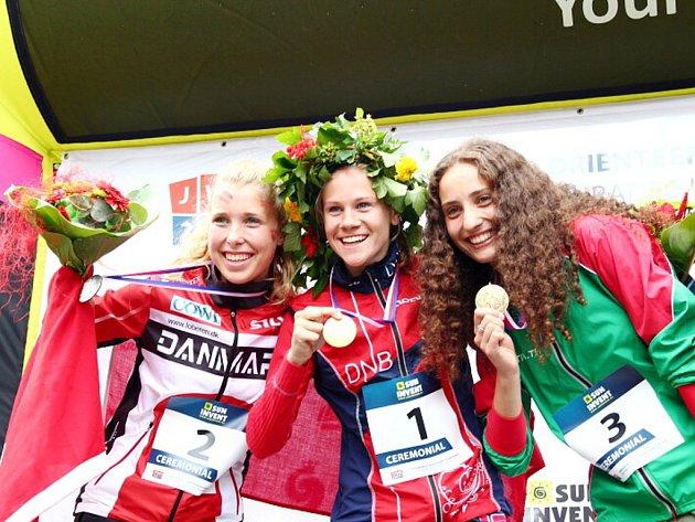 Mistrovství světa juniorů vorientačním běhu na Královéhradecku.