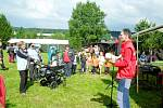Mezinárodní hasičská soutěž o Orlicko-bystřický pohár.