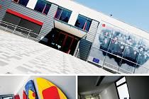Technologické centrum na letišti - Podnikatelská budova