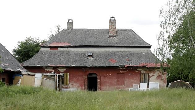 Červený dvůr neboli Katovna v Hradci Králové.