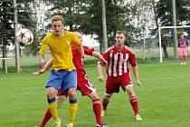 Krajská fotbalová I. A třída: TJ Sokol Roudnice - SK Libčany.