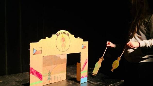 Workshop - Moje divadlo