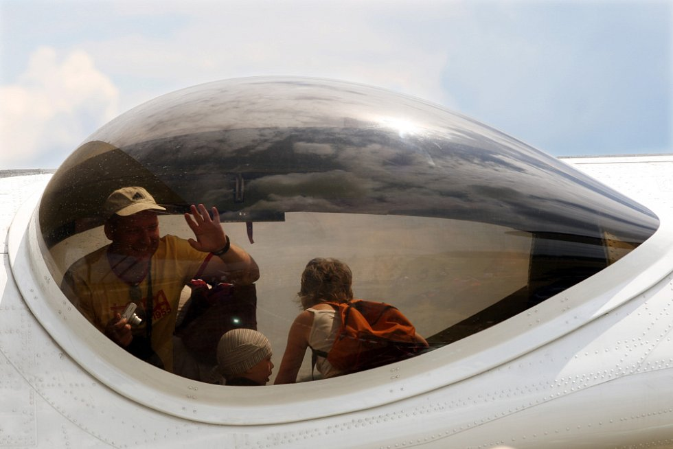 International Flying Display v Hradci Králové