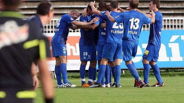 FC Hradec Králové - FC Slovan Liberec.