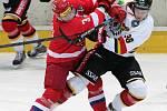 Hokejová European Trophy: Mountfield HK - Lulea Hockey.