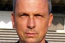 Trenér Ladislav Brož.