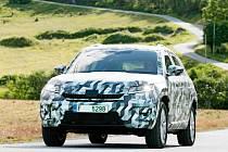 Škodovka zahajuje SUV ofenzivu s modelem Škoda Kodiaq.