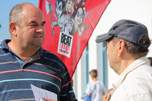 Miroslav Pelta (vlevo) a Jiří Ryba.