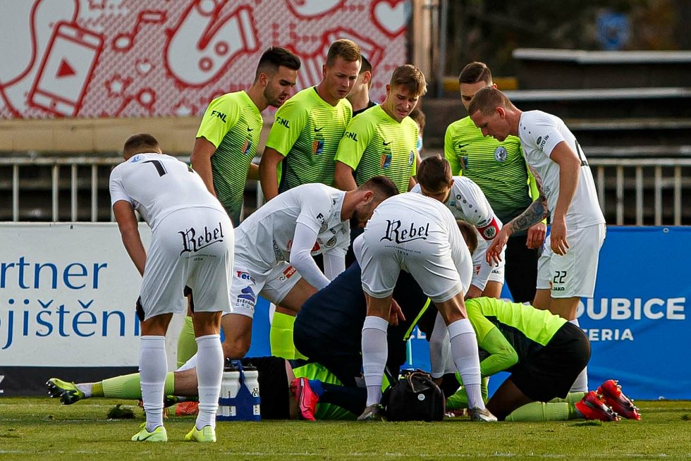 Fotbalová FORTUNA:NÁRODNÍ LIGA: FC Hradec Králové - 1. SK Prostějov.