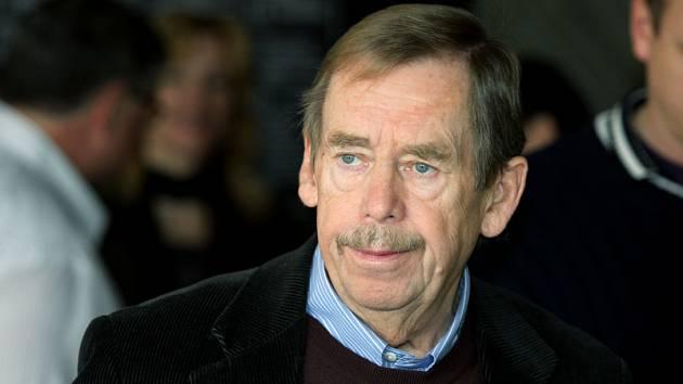 Václav Havel v Hradci Králové