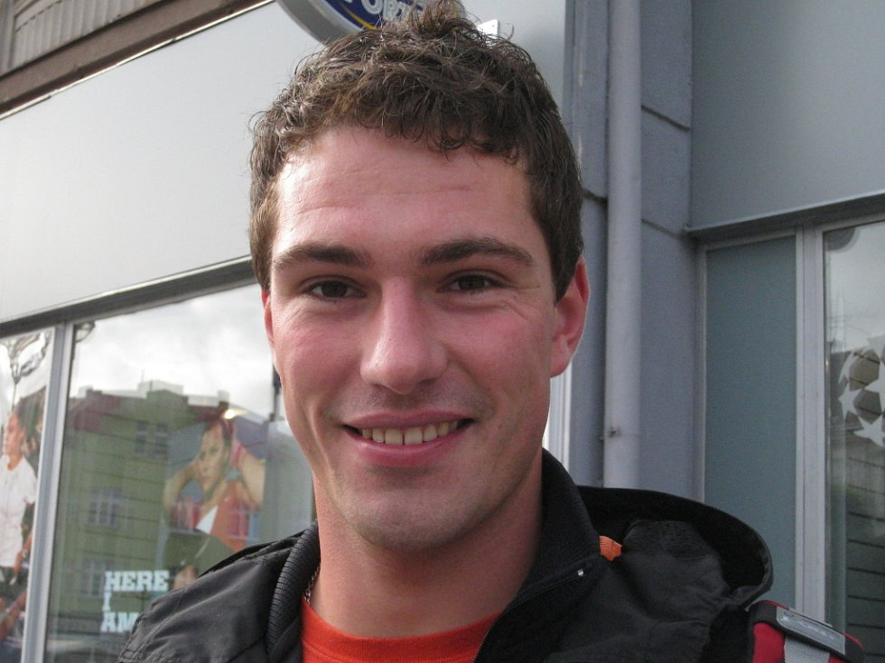 Michael Markus, 22 let, Jiříkov