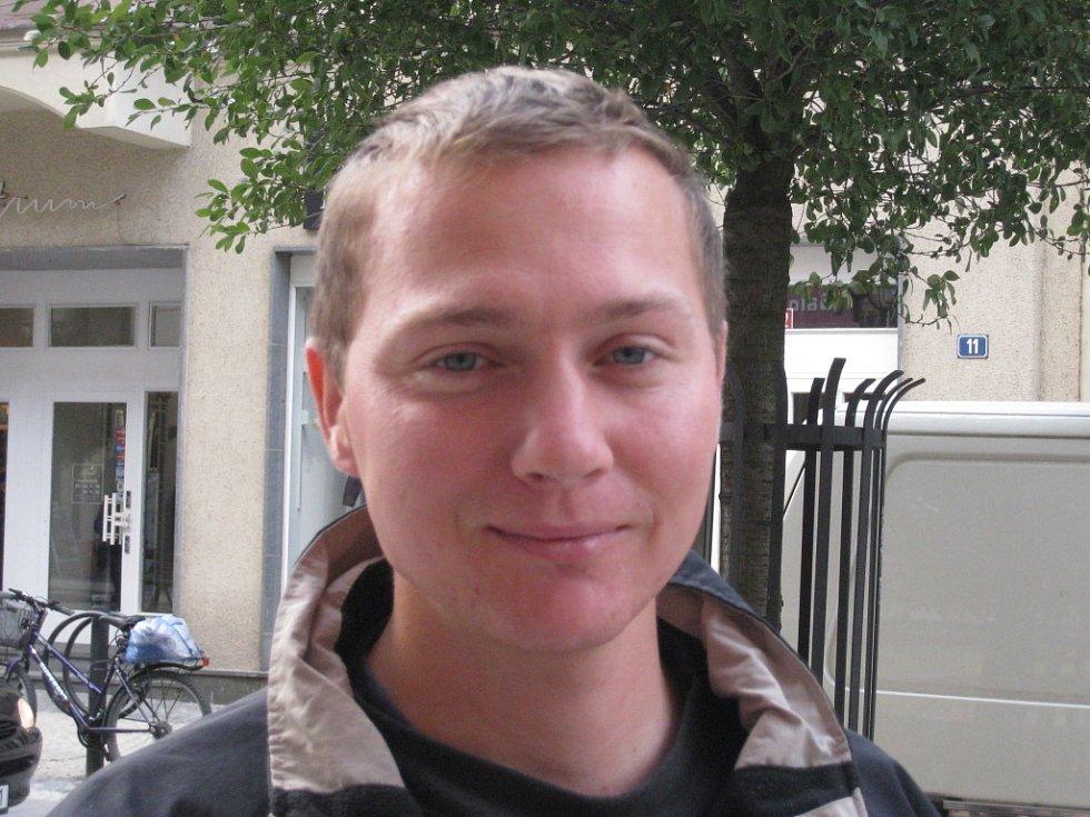 Petr Pavlíček 27 let, Seč