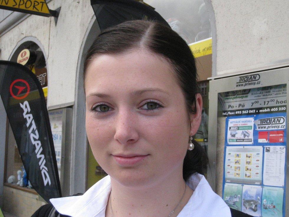 Tereza Chaloupková, 20 let, Lužice n/C