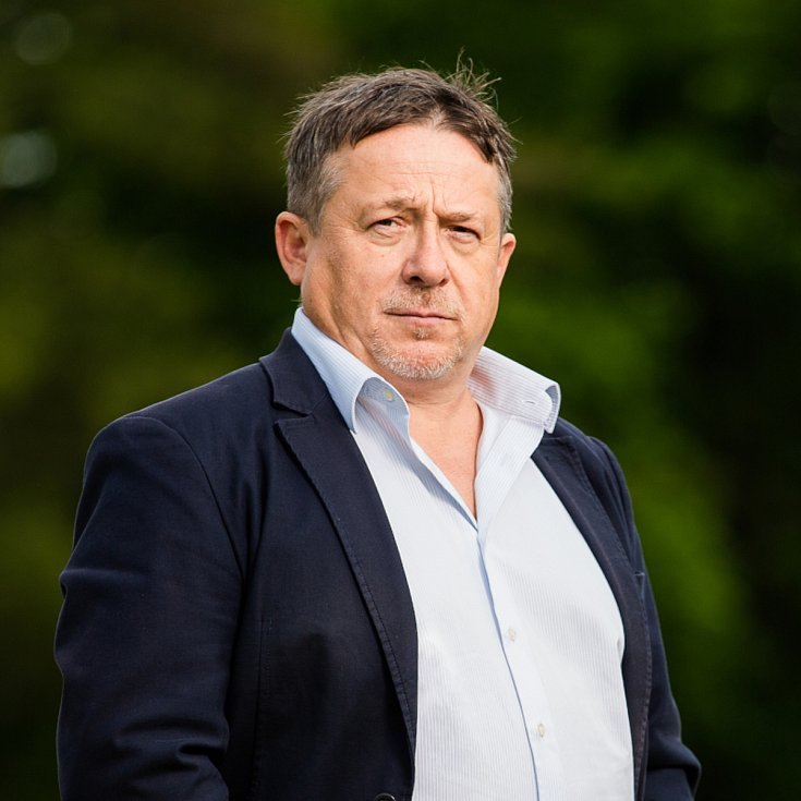 Pavel Hečko (Spolu pro kraj), 53 let