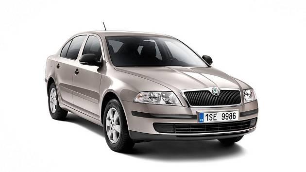 Škoda Octavia. Ilustrační foto