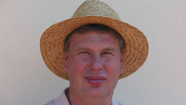 David Smetana, soukromý zemědělec.