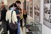 Výstava s názvem Svoboda přišla v máji v Muzeu východních Čech v Hradci Králové..