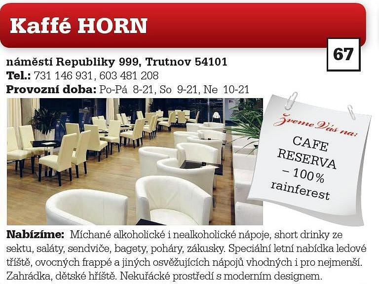 Kaffé HORN