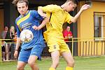 Okresní fotbalová CK Votrok III. třída: Kosičky B - Roudnice B.