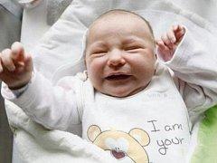 KRISTÝNA DOSTÁLOVÁ se narodila 20. ledna v 1.19 hodin. Měřila 50 centimetrů a vážila 3560 gramů. Maminku Alenu u porodu podpořil tatínek Stanislav a rodina je z Pardubic.