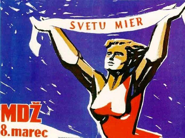 Mezinárodní den žen. Ilustrační fotografie.