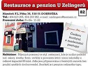 Restaurace a penzion U Zelingerů