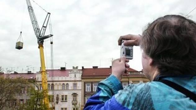 Malý (velký) zázrak fotili amatéři i profesionálové