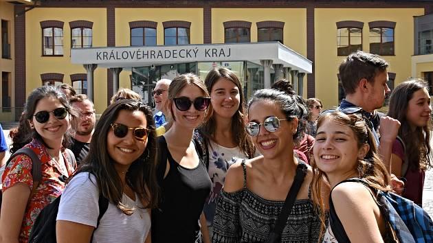 Krajané z celého světa navštívili Královéhradecko.