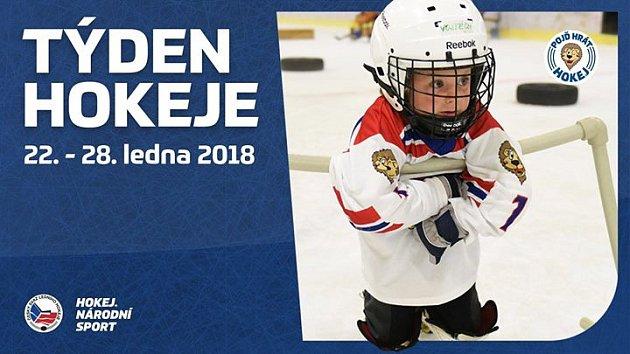 STADION Nový Bydžov vás zve na Týden hokeje