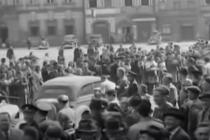 Historické záběry z Hradce Králové