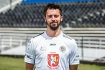 BÝVALÝ VOTROK. Jiří Janoušek strávil v FC Hradec většinu kariéry. Nyní bude v klubu dělat asistenta trenéra kategorie U17.