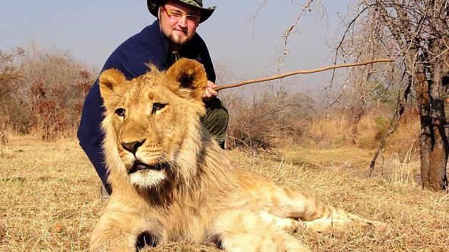 Z výpravy po Africe.