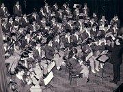 Historie Dechového orchestru Chlumec nad Cidlinou.