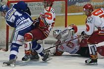 Hradec vs. Kometa (4. zápas)