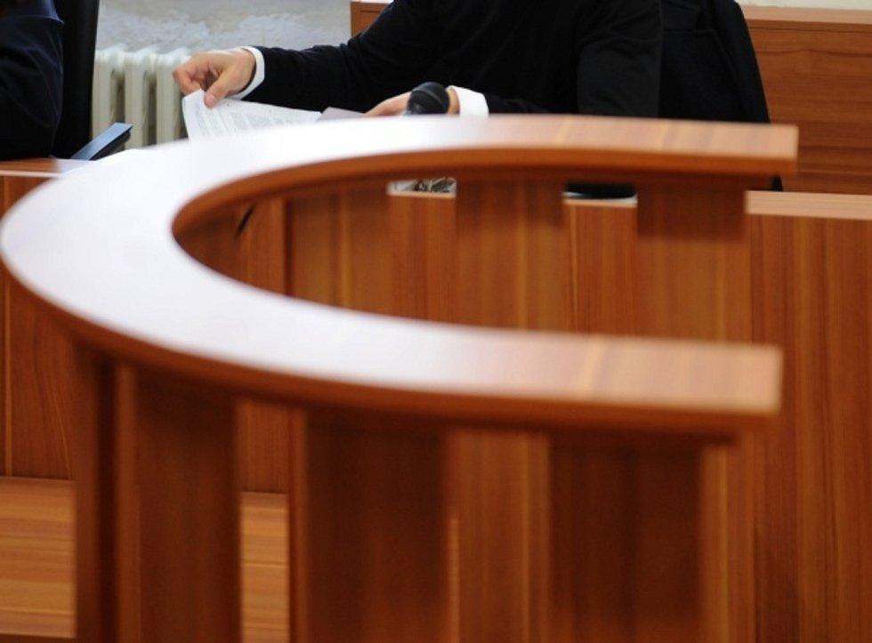 Soud, právo, zákon, justice. Ilustrační foto