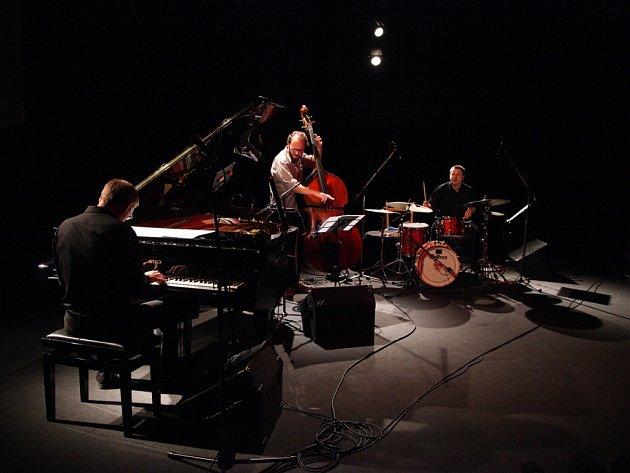 Třetí den královéhradeckého hudebního festivalu Jazz Goes to Town.