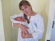 TOMÁŠ TELECKÝ se narodil 22. srpna ve 20.52 hodin. Měřil 51 cm a vážil 3360 g. Velkou radost udělal rodičům Monice Sychrové a Karlu Teleckému  z Morašic u Litomyšle.