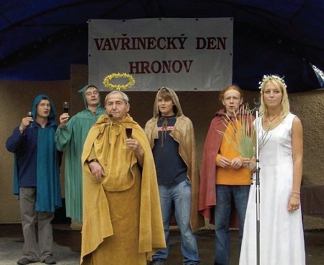 Hronov zve na oslavy sv. Vavřince.