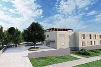 Domov U Biřičky čeká rozšíření a modernizace za skoro tři čtvrtě miliardy