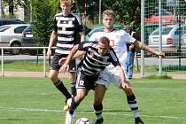 Juniorská liga ve fotbale - skupina Čechy: FC Hradec Králové - SK Dynamo České Budějovice.