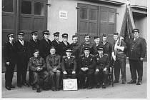O vznik sboru hasičů v Nechanicích se postaral Sokol.