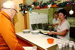 Jídelna pro důchodce