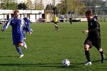 Krajská fotbalová I. A třída: TJ Sokol Třebeš - MFK Trutnov B.