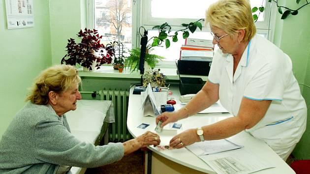 Poplatky platili pacienti bez žádných problémů