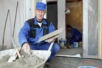 Černilov dokončuje stavbu ordinací .