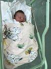 EVELÍNA VÍTKOVÁ přišla na svět 14. ledna v 6.35 hodin. Po porodu měřila 54 cm a vážila 3730 g. Svým příchodem na svět velice potěšila svoje rodiče Tomáše a Pavlu Vítkovy z Hradce Králové.