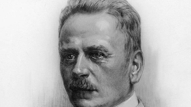 Významný starosta Hradce Králové František Ulrich.