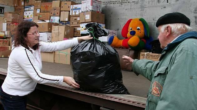 Humanitární sbírka pro Diakonii Broumov se uskuteční 8. října na Městském úřadě v Chlumci nad Cidlinou.