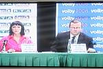 Regionální televize bilancovala - tisková konference