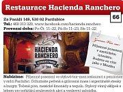 Restaurace Hacienda Ranchero